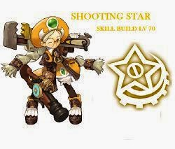 Ice Shooting Star Skill Build