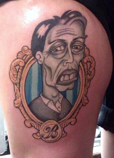 Tatuajes De Steve Buscemi (Ii)