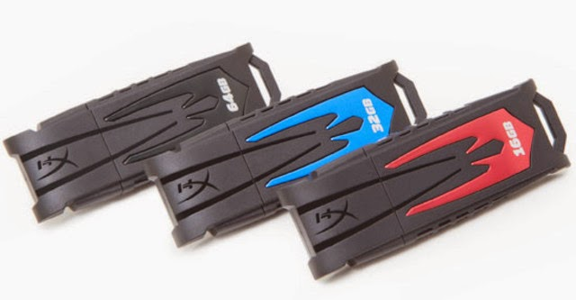USB HyperX FURY cho game thủ