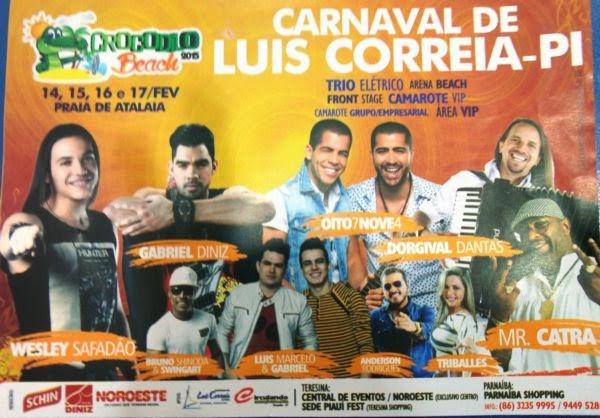 CARNAVAL 2015 - PRAIA DE ATALAIA