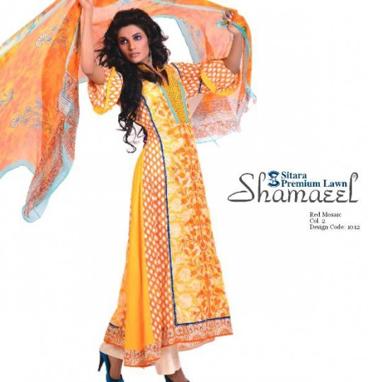 Shamaeel-Ansari-Lawn-Collection-2011