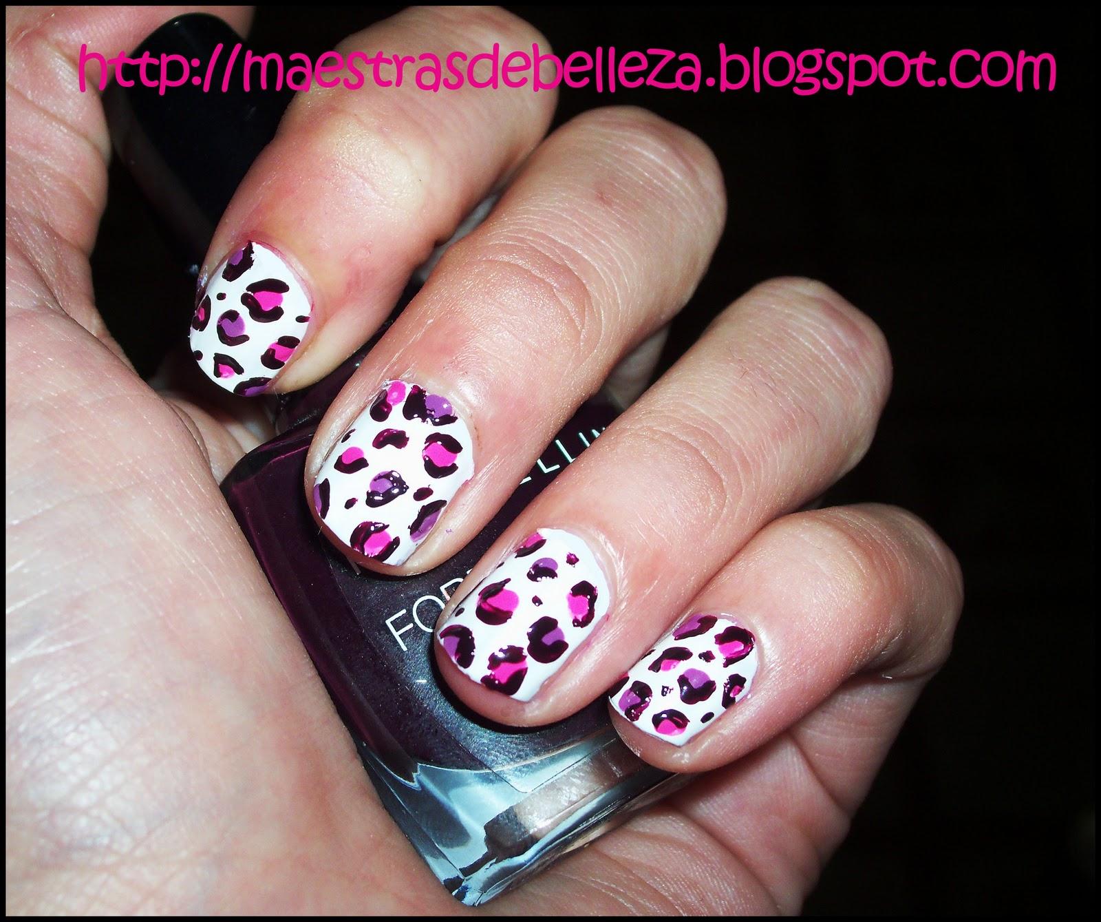 Nailistas | Nail art paso a paso | Blog de diseños de uñas