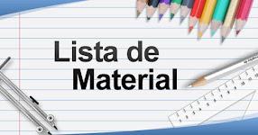 Lista de Materiais 2016