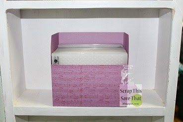 Embossing Folder Storage Solution