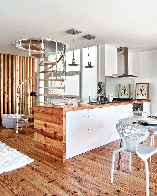 Simplemente Perfecto: Acogedor Duplex Familiar En España