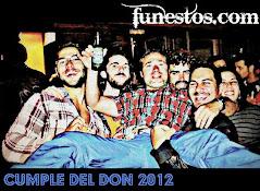 cumple del Don 2012