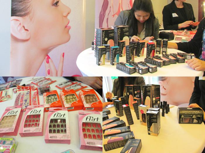 Beauty Press Blogger Event - Fingr´s & Sensationail