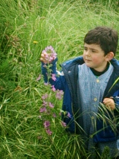 amor por la naturaleza en niños