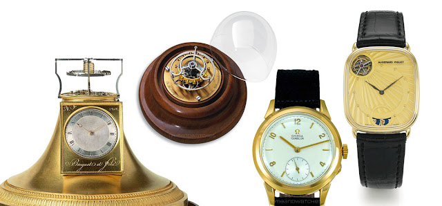 June 26 in watchmaking history: the Tourbillon