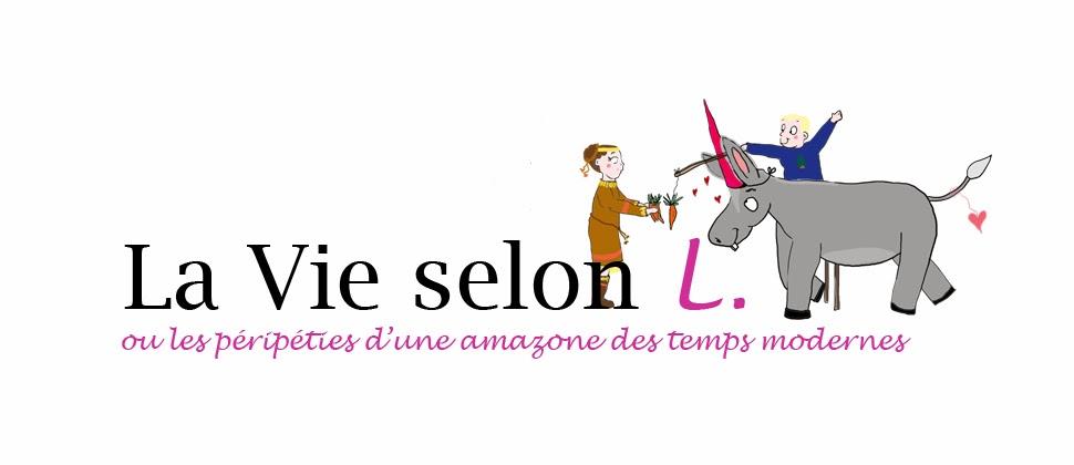 La vie selon L. : péripéties d'une amazone des temps modernes, Lucie Paris-Legret