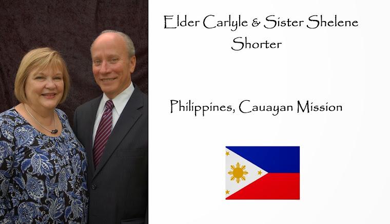 Elder Carlyle & Sister Shelene Shorter
