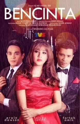 Bencinta (2015) Slot Samarinda TV3, Drama, Drama Melayu, Tonton Drama Melayu, Slot Samarinda, TV3