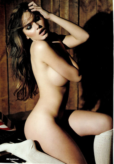 Sabine Jemeljanova Naked Photo