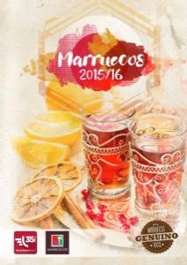 Catálogo de viajes Marruecos 2016