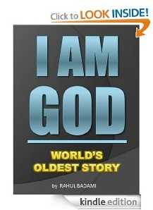 Free eBook Feature ~ I am God: World's Oldest Story