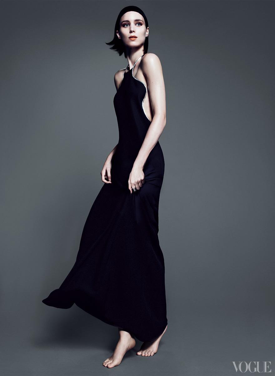 Rooney Mara for Vogue Magazine November 2013