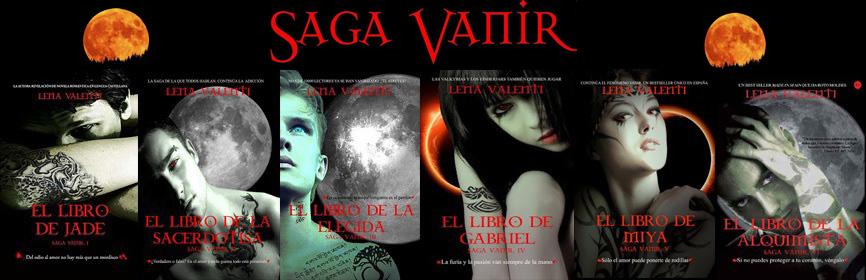 Yo amo leer !!: Saga Vanir - Lena Valenti Completa I- VII