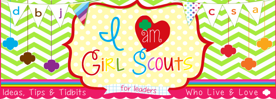 I am Girl Scouts
