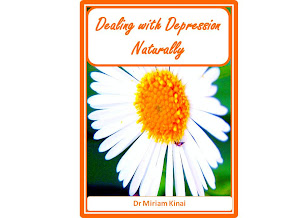 Dealing with Depression Naturally Book