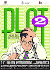 Plot 2: Laboratorio gratuito di scrittura creativa in Biblioteca
