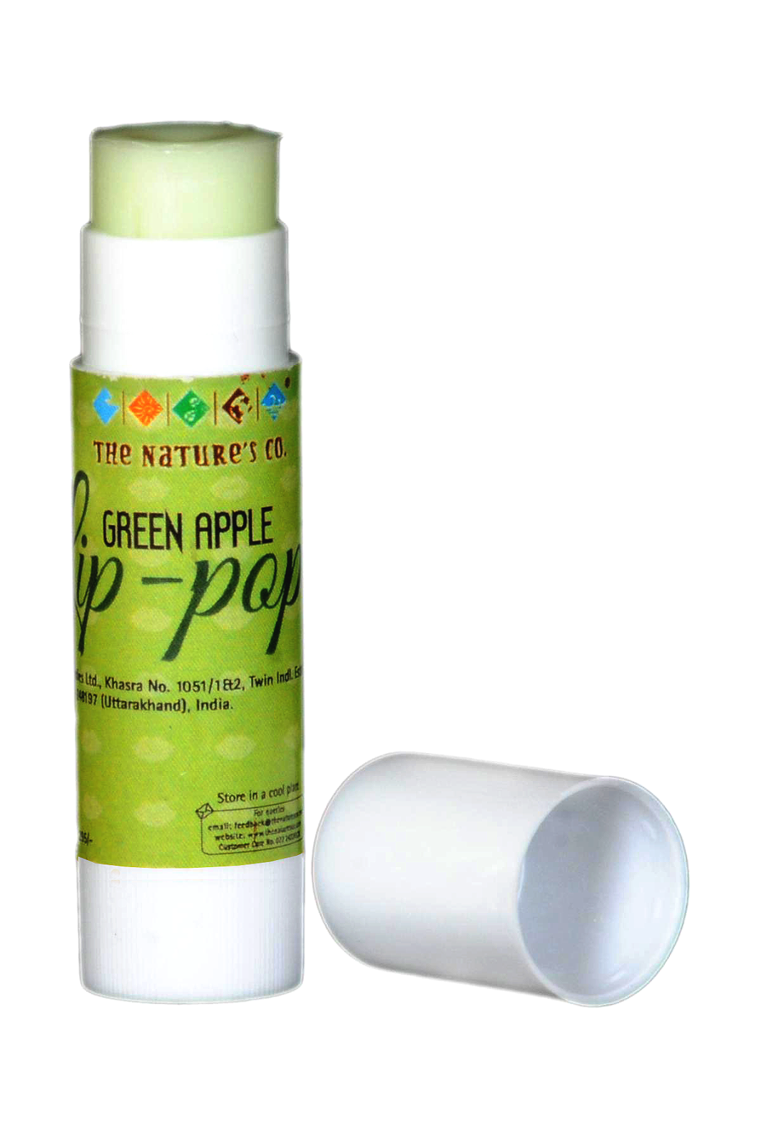The Nature's Co.: Lip-Pops