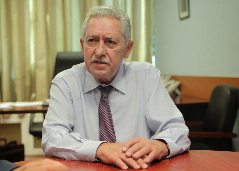 Συνάντηση του Προέδρου της ΔΗΜΑΡ, Φώτη Κουβέλη με τον Πρέσβη της Λιβύης στην Αθήνα κ. Ahmed Yagob Gzllal.