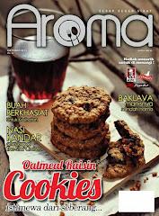 Majalah AROMA Oktober 2013