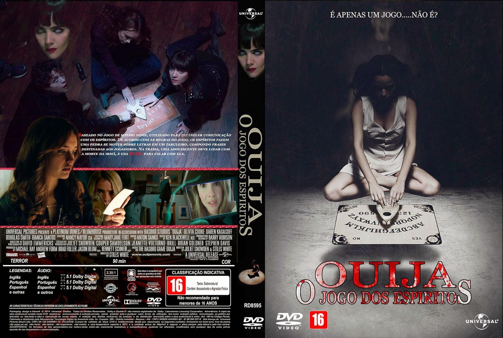 Baixar Ouija O Jogo dos Espíritos DVD-R AUTORADO SMNwgPz