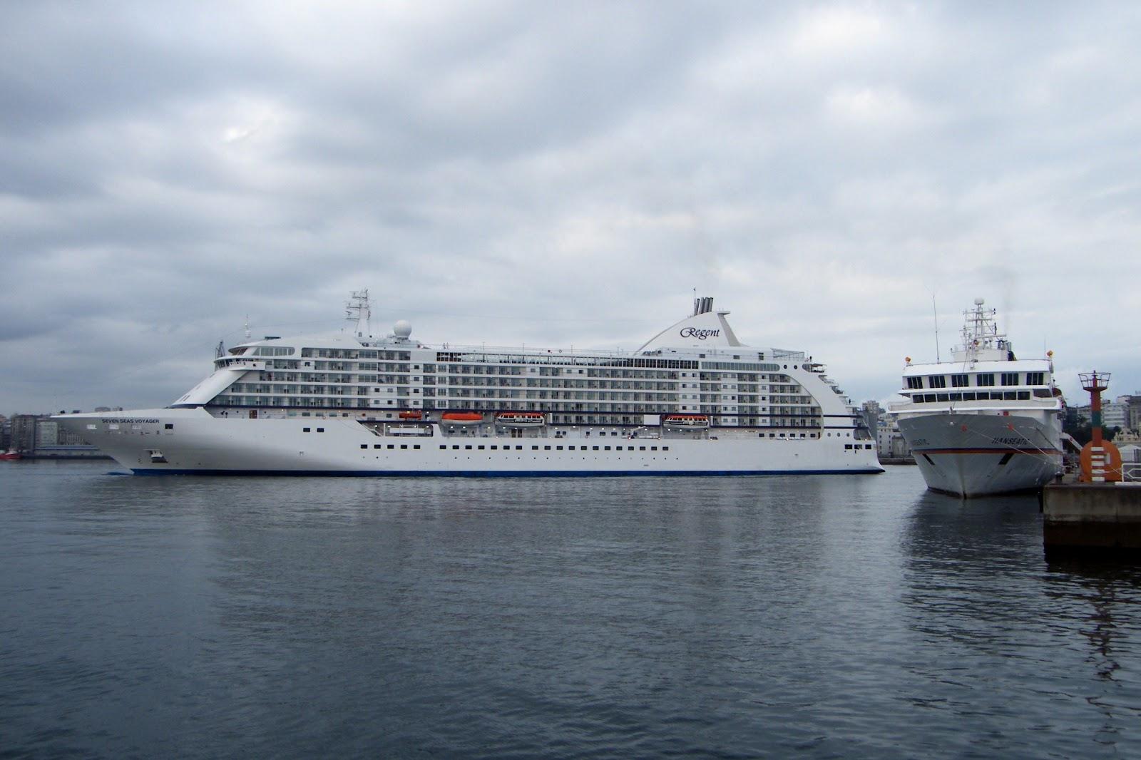 Cruceros en la Ciudad de Cristal: Las distintas caras del lujo (Parte 2)