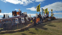 Water Protectors have three roads blockaded, new camp in path of pipeline