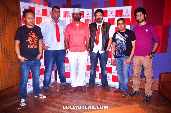  - Gul Panag, Mrinalini Sharma and others at Agnee's Bollywood debut gig