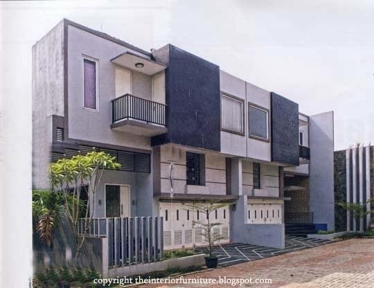 Minimalist modern home design in jakarta for Minimalist house jakarta