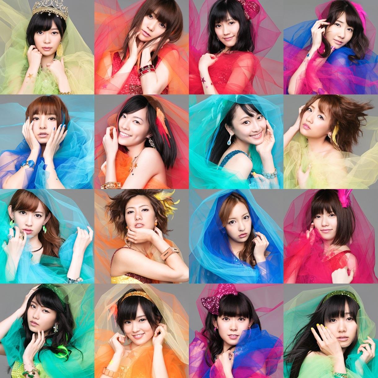 AKB48 - Koi Suru Fortune Cookie Lyrics | MetroLyrics
