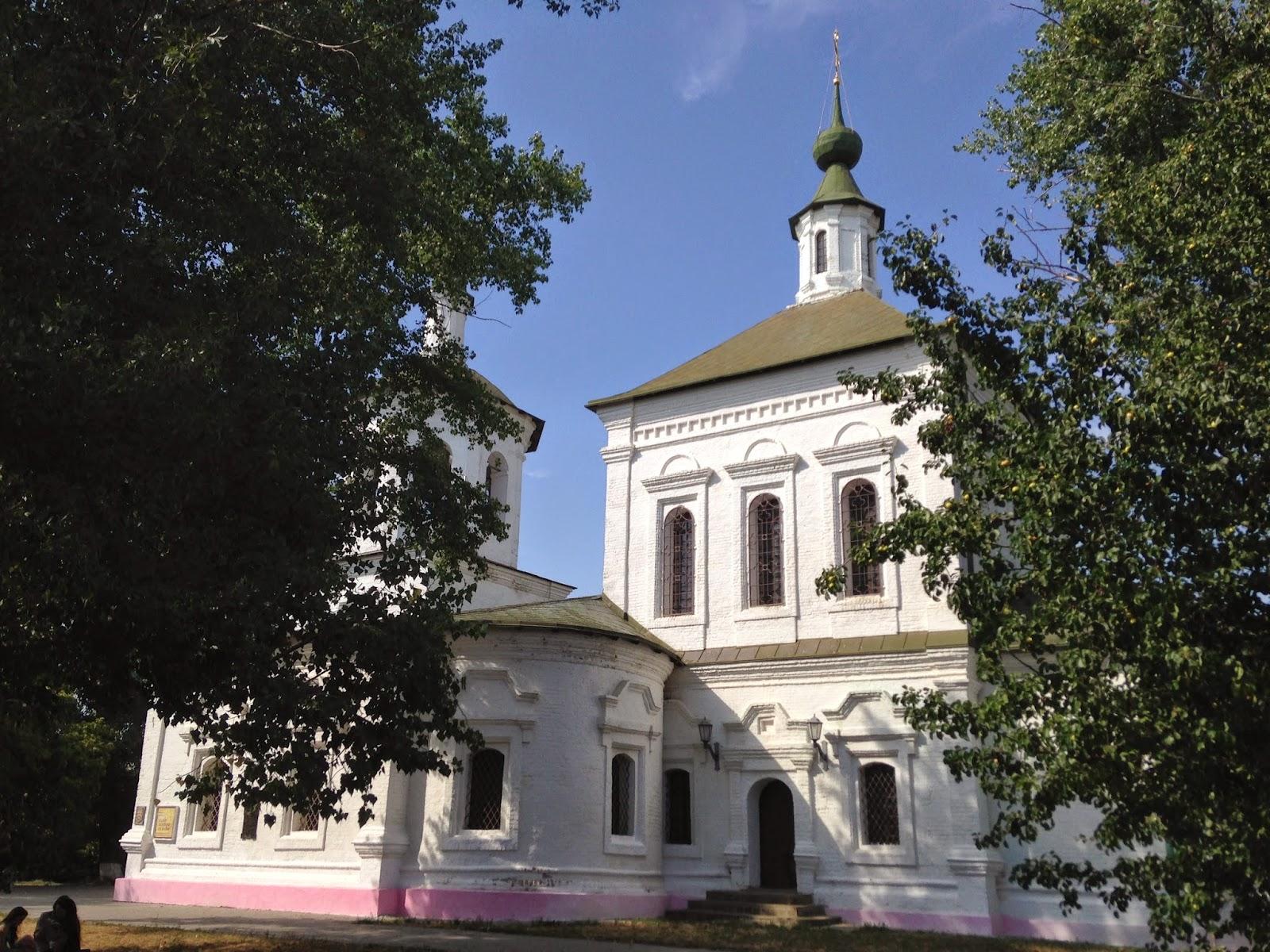 Старочеркасск-Церковь-Петра-и-Павла