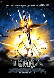 Cuộc Chiến Ở Hành Tinh Terra - Battle For Terra poster