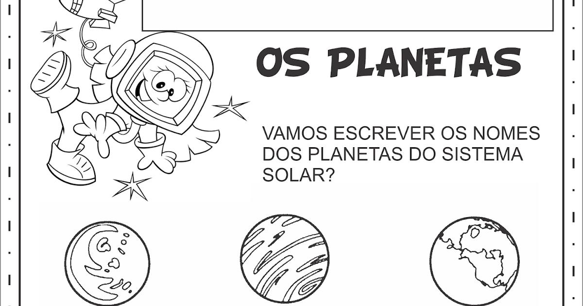 planetas do sistema solar 7 ano