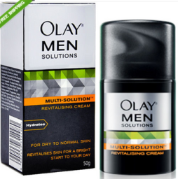 Buy : Olay Men Multi-Solution Revitalizing Cream At Rs.30 : Buy To Earn