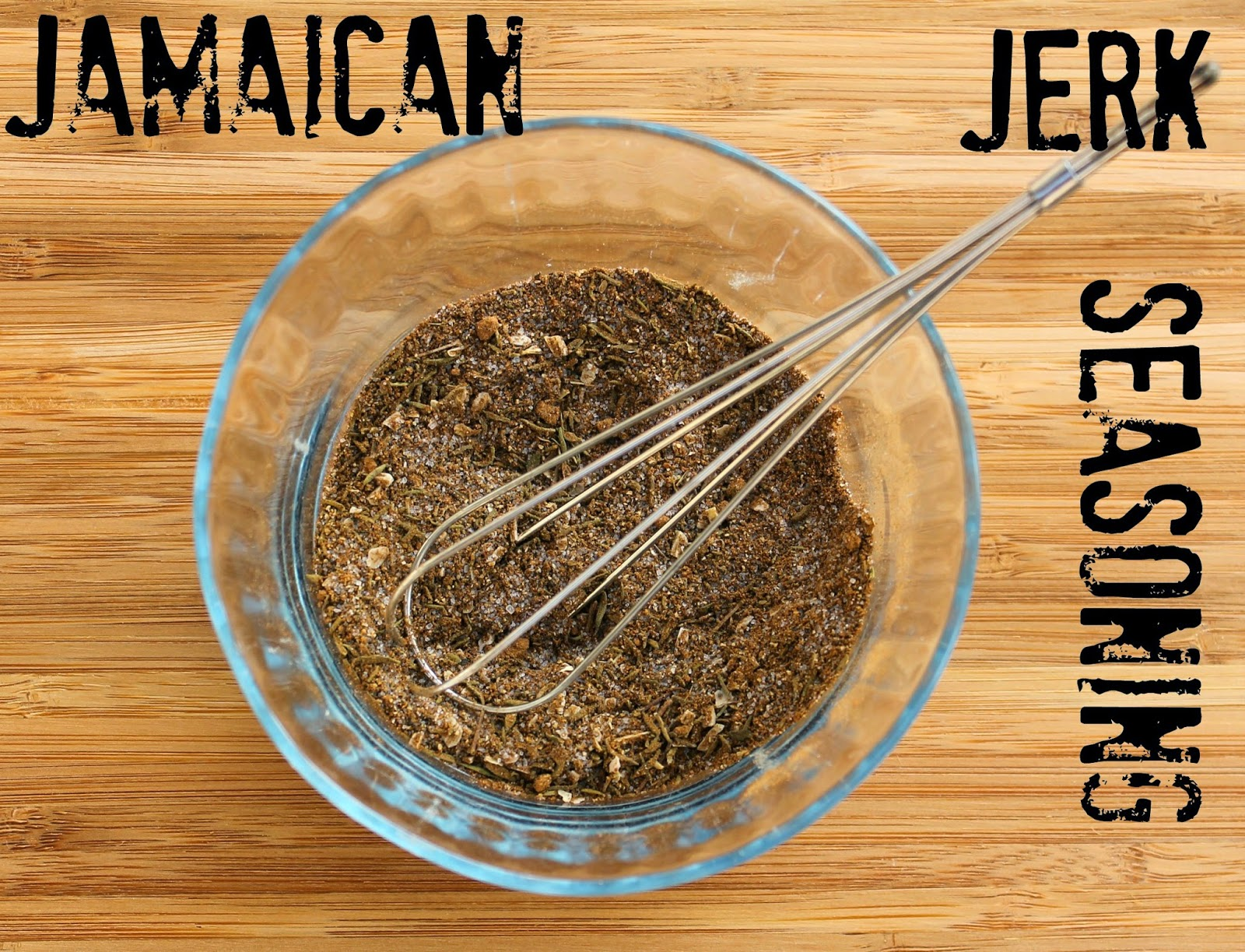 Diehl With It: 21 Day Fix Approved- Jamaican Jerk Seasoning Mix