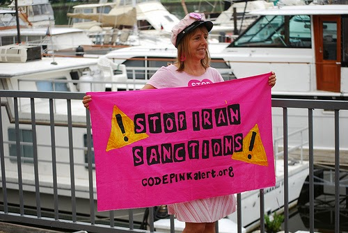 Photo by CODEPINK Women For Peace.