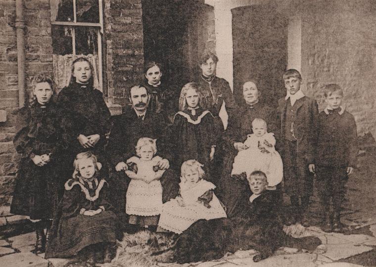 The Curtis Family - John &  Mary Jane