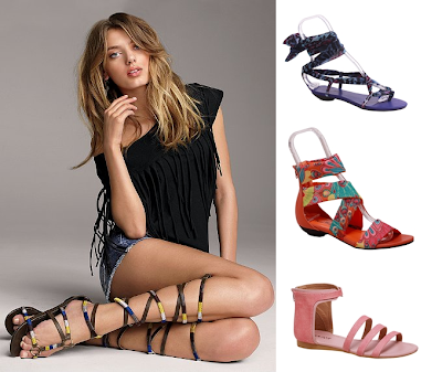 Summer 2012 Fashion Trends| Womens Shoes