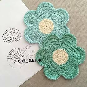 flor para apliques