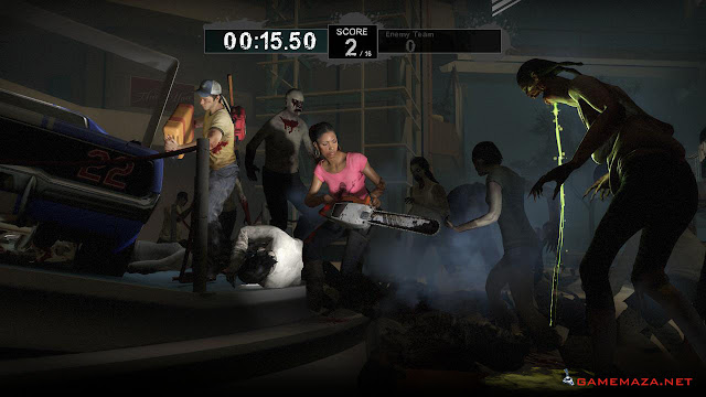 Left 4 Dead 2 Gameplay Screenshot 3