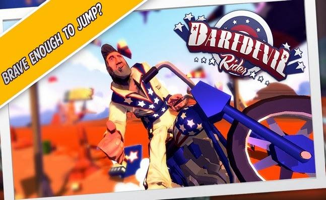 Daredevil Rider FULL v1.0.4 Apk Download