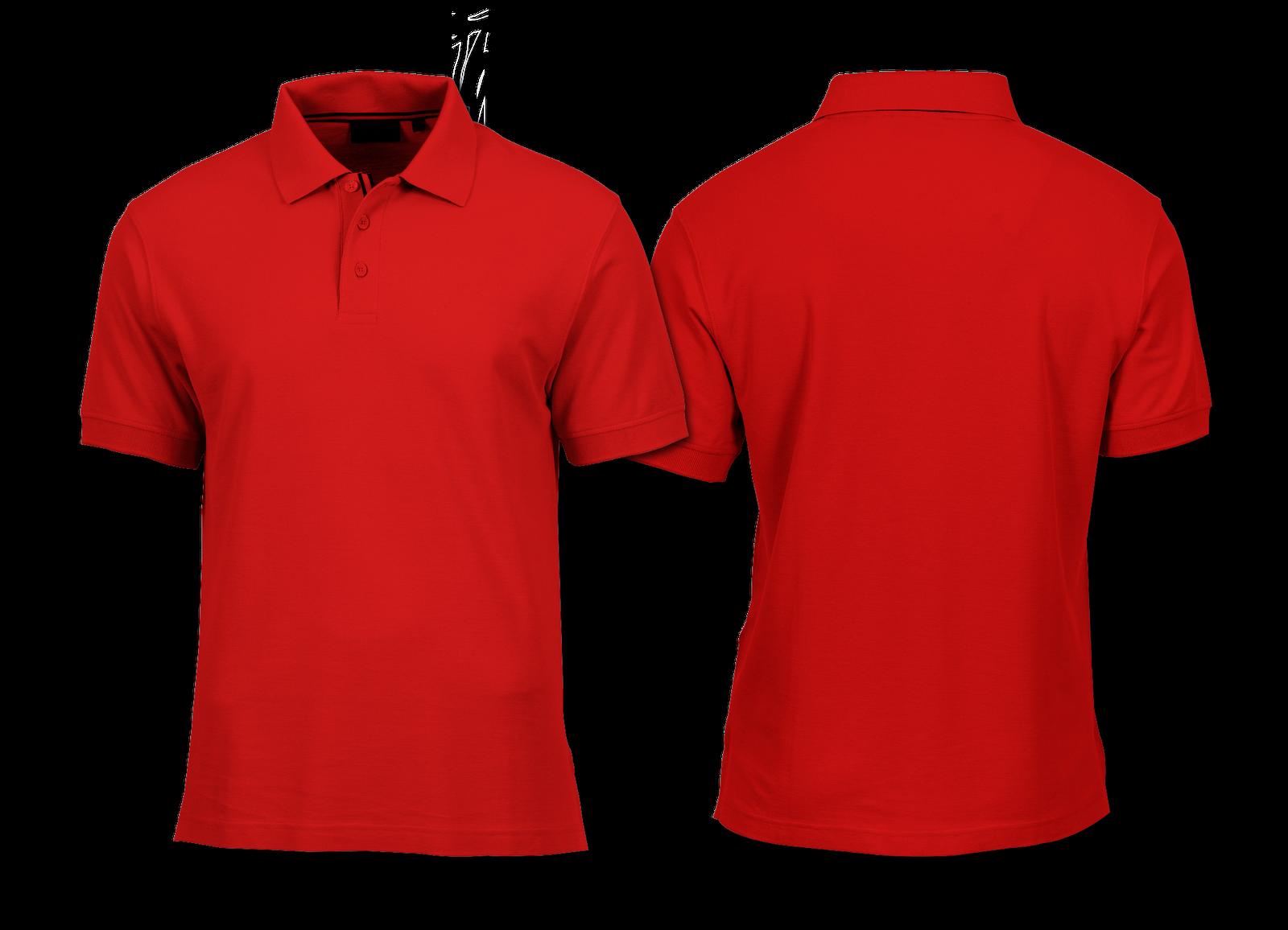29 Polo Shirt Contoh Kaos Polos Warna Merah