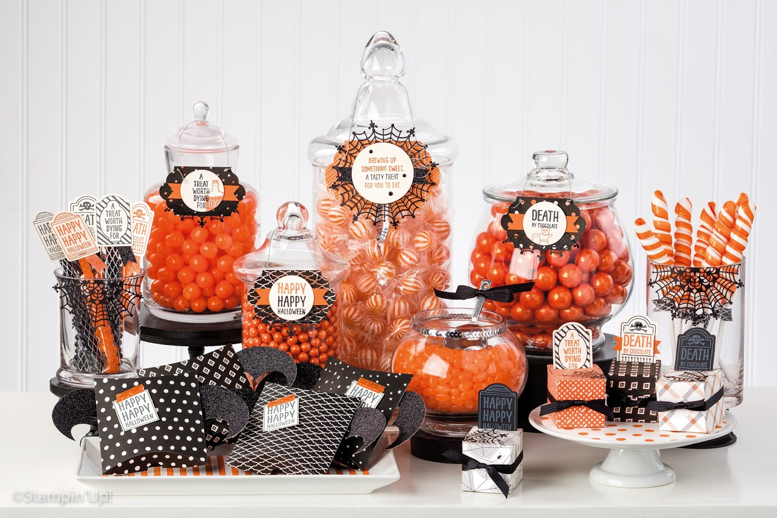 nigh nigh birdie halloween lolly buffet. Black Bedroom Furniture Sets. Home Design Ideas