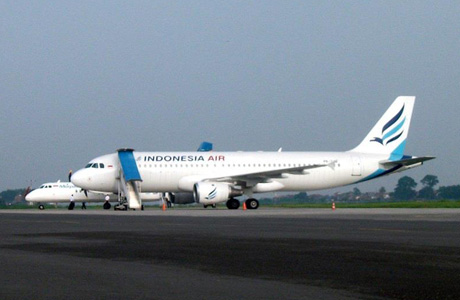 Indonesia Air Airbus A320