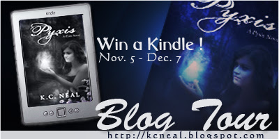 Pyxis by K.C. Neal Review and Kindle Giveaway!!