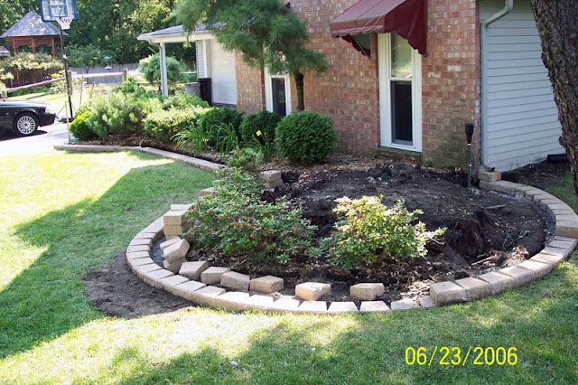 Landscaping Bricks : Brick box image landscape edging