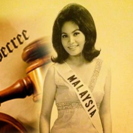 Penceraian Termahal Bekas Ratu Cantik Malaysia Di UK